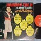MURRAY THE K THE FIFTH BEATLE-1964 LP-Solid Scepter lbl