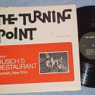 THE TURNING POINT--s/t--DUNKIRK,NY-Autograph Private LP