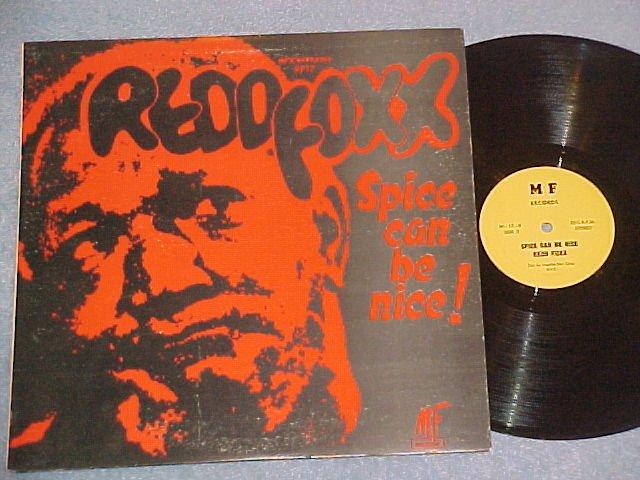 REDD FOXX-SPICE CAN BE NICE--NM/VG+ c.1970 LP--MF RF-17