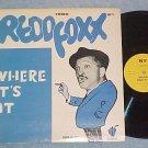 REDD FOXX--WHERE IT'S AT--NM/VG+ c. 1970 LP--MF RF-9