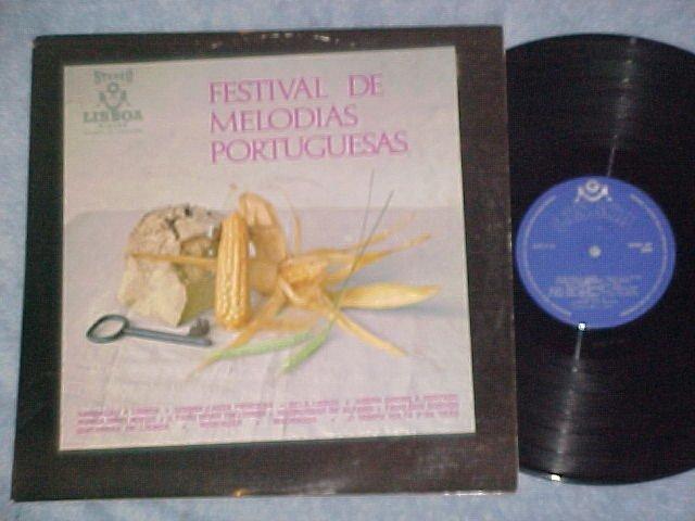 ORQ GOMES-FESTIVAL DE MELODIAS PORTUGUESAS--Portugal LP