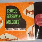 GEORGE GERSHWIN MELODIES-VG++/VG+ Early 50s LP-Plymouth