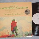 THE ART OF LAURINDO ALMEIDA--NM 1978 LP--Sine Qua Non