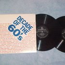 DECADE OF THE 60's--NM 1970 Double LP--Yorkshire 27009