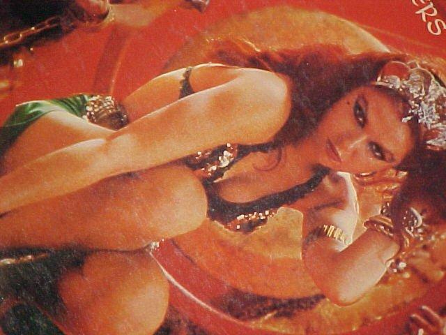 MARKKO POLO ADVENTURERS--ORIENTA--1959 LP ~Cheesecake~