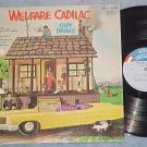 GUY DRAKE--WELFARE CADILAC--NM shrink 1970 LP (cadillac