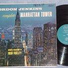 COMPLETE MANHATTAN TOWER-VG++/VG+'56 Studio Cast Sdk LP