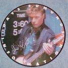 DAVE EDMUNDS-INFORMATION--NM 1983 Picture Disc LP-Promo