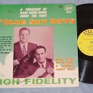 THE BLUE SKY BOYS-TREASURY OF RARE SONG GEMS-Starday LP