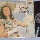 DEANNA DURBIN-Self Titled NM/VG+ 1958 LP--Decca DL-8785