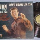 DION--LOVE CAME TO ME--VG+ 1963 LP--Laurie 2015--1A/1A
