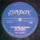 78-THE GOONS-I'M WALKING BACKWARDS FOR CHRISTMAS-London
