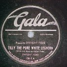 78-DWIGHT FISKE-TILLY THE PURE WHITE LEGHORN-Gala--VG++