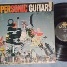 BILLY MURE--SUPERSONIC GUITARS--Volume II--Mono 1959 LP