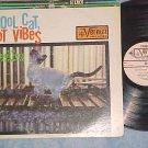 DENNIE POOLE JAZZTETTE--COOL CAT, HOT VIBES--1960 LP