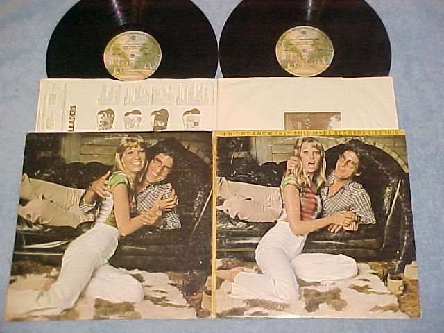 I DIDN'T KNOW THEY STILL MADE RECORDS LIKE THIS--Dbl LP