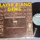 PLAYER PIANO GEMS--Vol. 1--VG++/VG+ LP--Duff-?Late 50s?