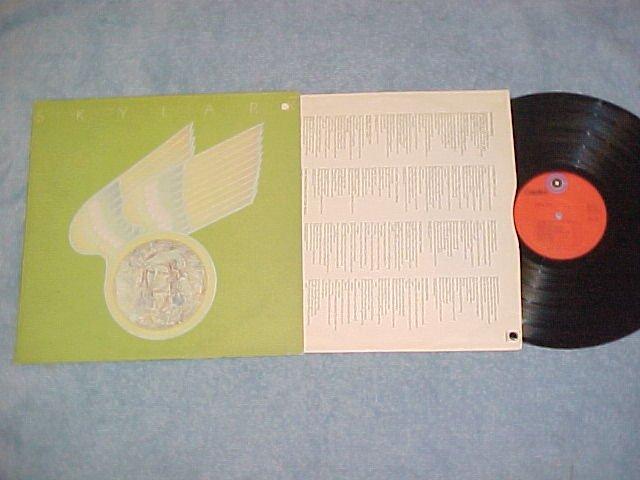 SKYLARK--Self Titled VG+/VG++ 1972 LP--Capitol ST-11048