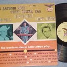 BOB WILLS, TOMMY DUNCAN, LEON McAULIFF--Steel Guitar LP