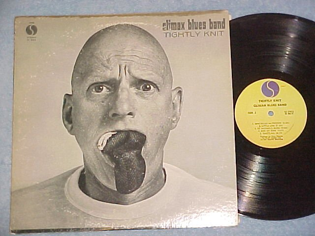 CLIMAX BLUES BAND-TIGHTLY KNIT--NM/VG 1971 LP-Sire 5903