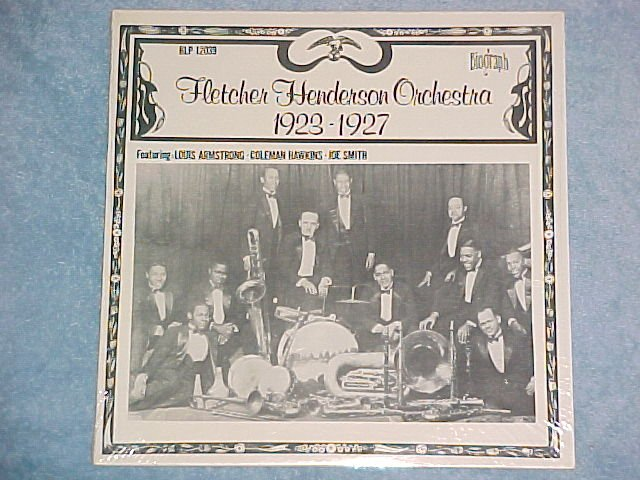 FLETCHER HENDERSON'S ORCHESTRA--Mint Sealed Biograph LP