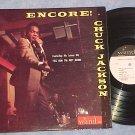 CHUCK JACKSON--ENCORE!--VG++ Mono 1963 LP--Wand LP-655