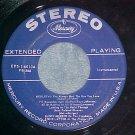 1959 Stereo EP--BUDDY MORROW & EDDIE LAYTON-Mercury--NM