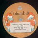 78-THE GEORGIANS--I'M SITTING PRETTY-Columbia 11D--VG++