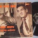 GENE KRUPA ORCH.--SING SING SING--1954 LP--Clef MGC-627