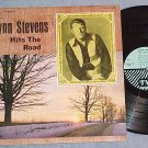 LLYNN STEVENS HITS THE ROAD--NM/VG++ Autograph Promo LP
