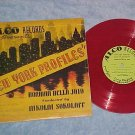 "DELLO JOIO/Sokoloff--NEW YORK PROFILES--10"" Red LP-Alco"