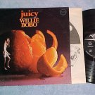 WILLIE BOBO--JUICY--NM Mono 1966 LP on Verve