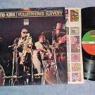 ROLAND KIRK--VOLUNTEERED SLAVERY--NM/VG++ 1969 LP