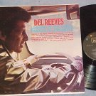 DEL REEVES-LOOKING..THROUGH A WINDSHIELD-Capitol R C LP