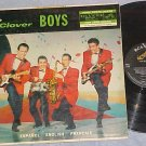 THE/LES/LOS CLOVER BOYS--s/t 1958 Mexico LP--RCA Victor