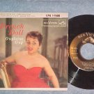 EP w/PS-GUYLAINE GUY-FRENCH DOLL-'57-RCA EPA-1-1500--NM