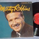 MARTY ROBBINS-Self Titled VG++ 1958 LP-Columbia CL-1189