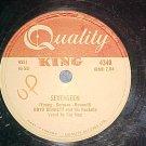 Canada 78--BOYD BENNETT--SEVENTEEN--Quality/King 4340
