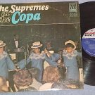 THE SUPREMES AT THE COPA--1965 LP--Motown M-636