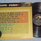 THE BIG 18--MORE ECHOES OF THE SWINGING BANDS-Stereo LP