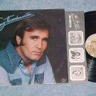 SONNY THROCKMORTON-LAST CHEATER'S WALTZ--NM/VG+ 1979 LP