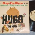 HUGO THE HIPPO--VG+/NM 1976 Sdk LP-Marie & Jimmy Osmond