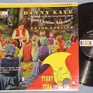 DANNY KAYE--HANS CHRISTIAN ANDERSEN--1959 Sdk LP--Decca