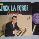 JACK LA FORGE-HAWAII AND I-NM/VG+ 1962 LP on Purpletone