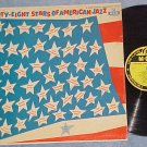 FORTY-EIGHT STARS OF AMERICAN JAZZ-VG+ '57 LP-MGM E3611
