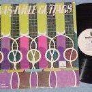 THE NASHVILLE GUITARS-Self Titled LP-Monument -WL Promo