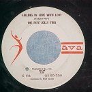 45-PETE JOLLY--FALLING IN LOVE WITH LOVE--1963--Ava--#2