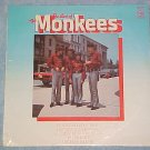 THE BEST OF THE MONKEES--Mint SEALED 1981 LP--MFP 50499