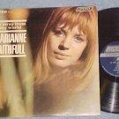 MARIANNE FAITHFULL-GO AWAY FROM MY WORLD-Stereo 1965 LP