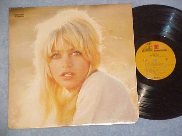 GOLDIE HAWN--GOLDIE--NM/VG+ 1972 LP--Reprise MS-2061
